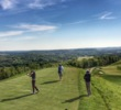 The Dye Course at French Lick sits above Hoosier National Forest in southern Indiana.
