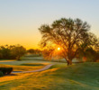 There are 36 holes of golf at historic Sam Houston Golf Club in San Antonio. Although it was built for military personnel, it's open to the public.