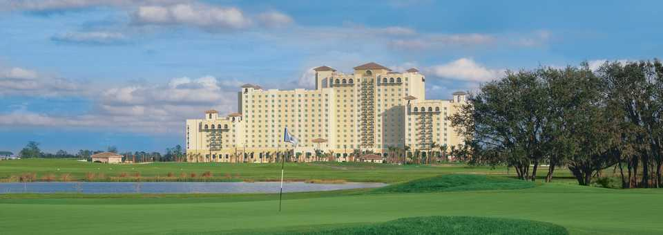 ChampionsGate - International Golf Club's 5th hole