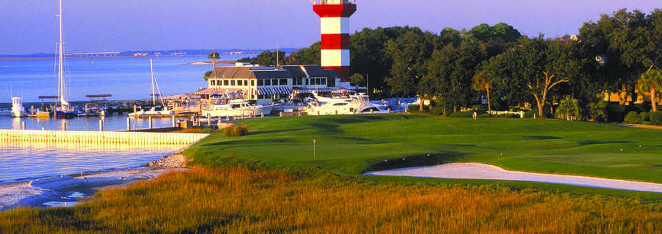 Harbour Town Golf Links: #18