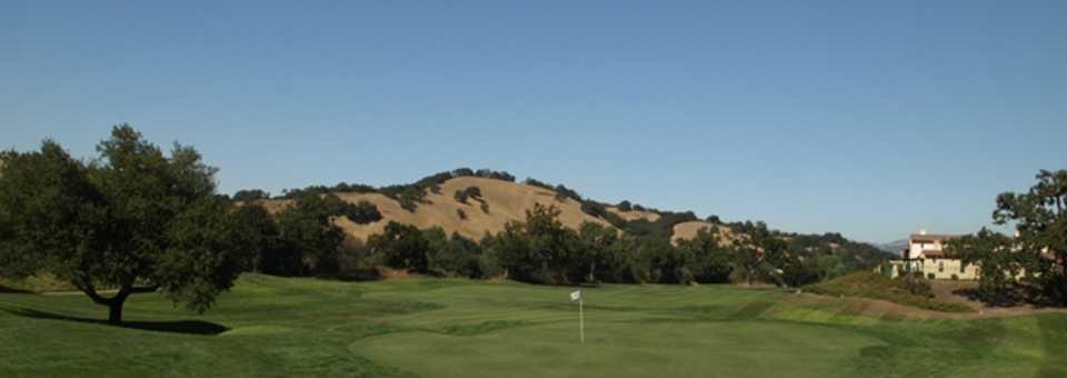 Eagle Ridge Golf Club - hole 4