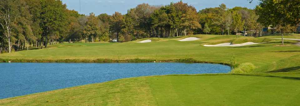 The Courses at Watters Creek - Traditions: #8