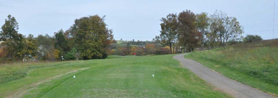 Peninsula Golf Resort: #7