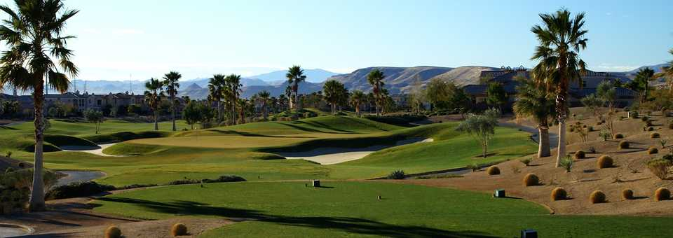 Red Rock Country Club, Arroyo Course - #14