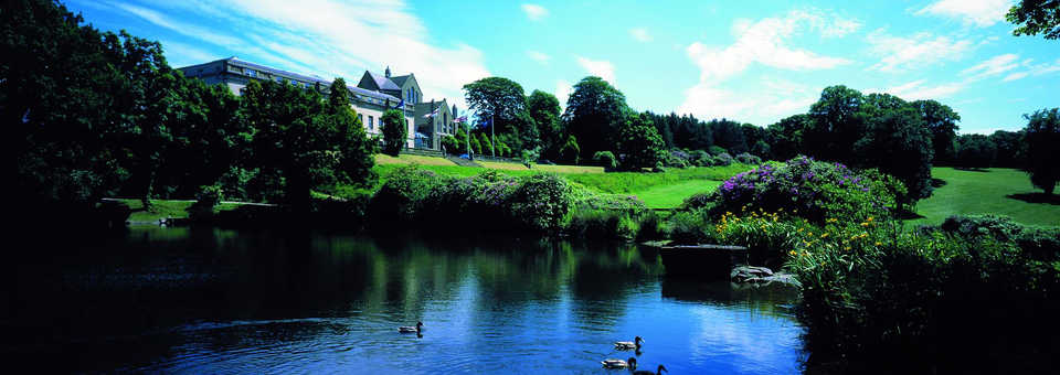 Shrigley Hall Hotel, GCC