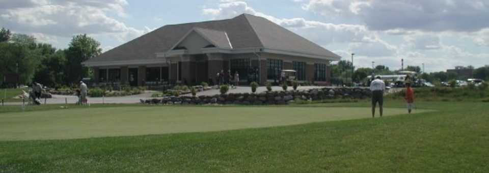 Bridges GC: Clubhouse