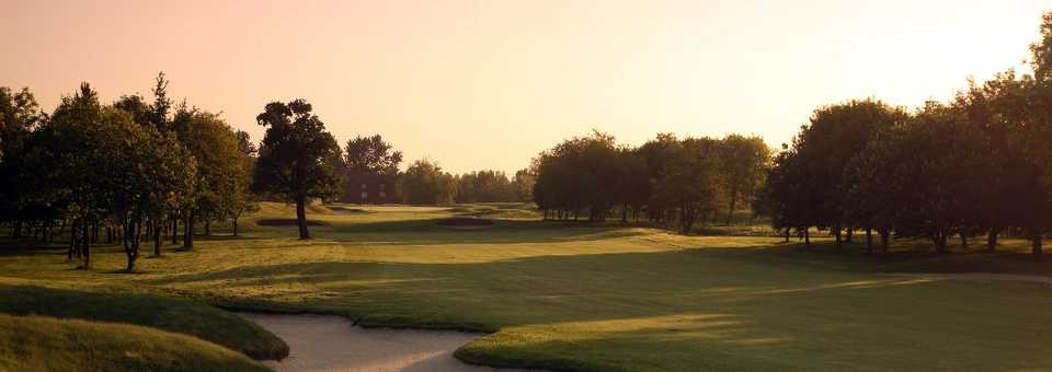 Brabazon at The Belfry: green #17