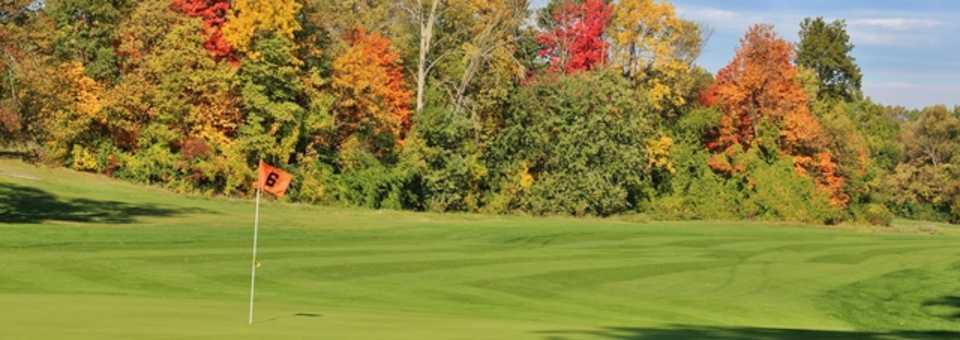 Warren Valley Golf Course - East: #6
