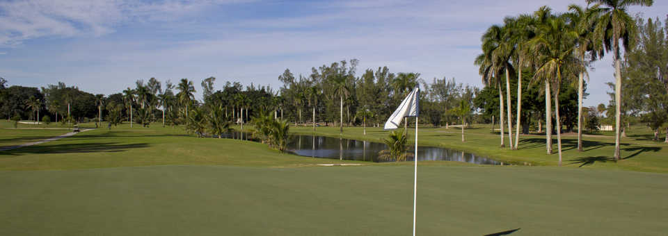 The Senator Course at Shula's GC: #3