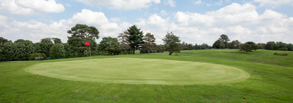 Bob O'Connor Golf Course at Schenley Park/The First Tee of Pittsburgh: #16