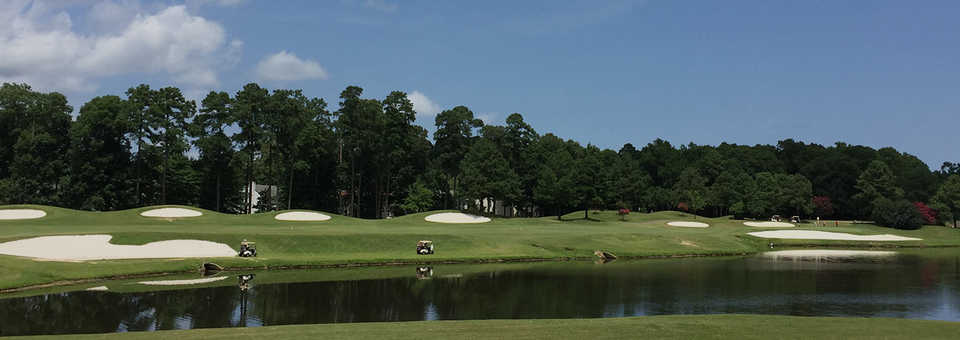 Kiln Creek Golf Club & Resort: #8