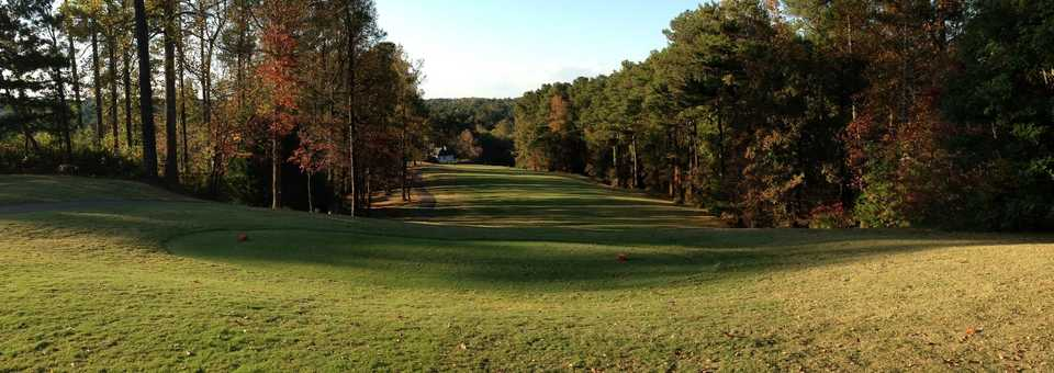 Collins Hill GC: #14