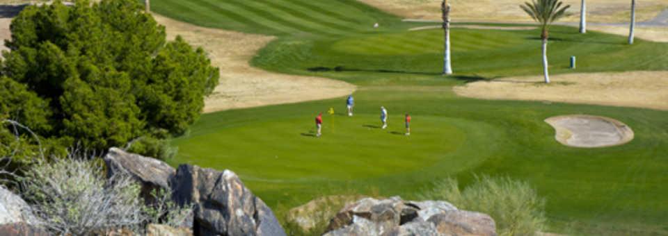 Tres Rios GC at Estrella Mountain Park