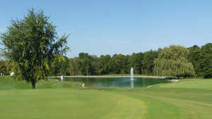 Bad Rappenau GC: putting green