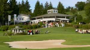 Baden G & CC: clubhouse
