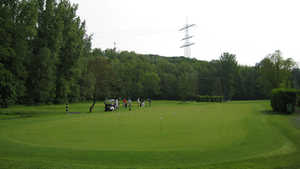 Eselspfad GC: putting green