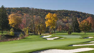 Weyhill at Saucon Valley CC: #17