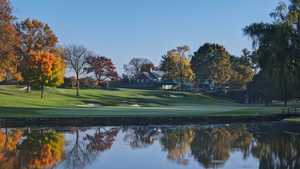 Old at Saucon Valley CC: #18
