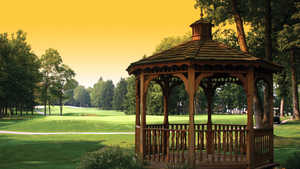 Lakeview Golf Resort & Spa: Gazeebo