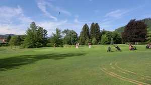 Guetermann Gutach GC: putting green