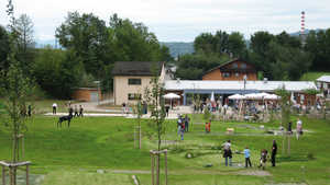 Hochrhein Bad Saeckingen GC: clubhouse