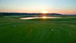 Sobienie Krolewskie GCC: Sunset