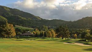 Carmel Valley Ranch Resort - hole 18