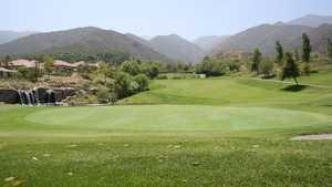 The Golf Club at Glen Ivy: #7