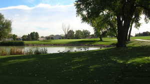 Lake Arbor - 10th green