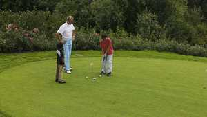 Wiesloch Hohenhardter Hof GC: putting green