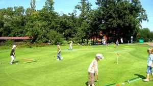 1st Fuerth GC: putting green