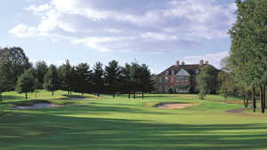 Crossings GC: Clubhouse
