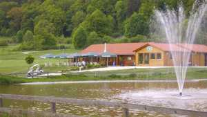 Altmuehlgolf Beilngries GC: clubhouse