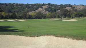Peacock Gap Golf Club - 6th hole