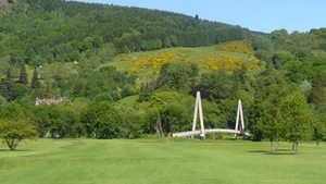 Aberfeldy GC's 5th hole