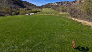 Lost Canyons Golf Club - Sky course - 8th hole