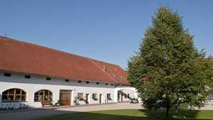 Gerolsbach GC: clubhouse
