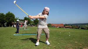 Golf Resort Bad Griesbach Golfodrom – Chervo Junior: Practice area