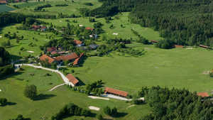 Golf Resort Bad Griesbach Golfodrom: Aerial view