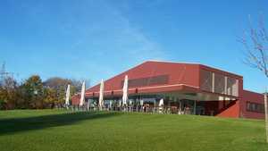 Hoeslwang im Chiemgau: clubhouse