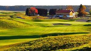 Muenchen Valley GC: clubhouse