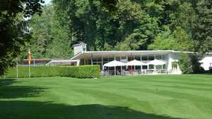 Muenchener GC: clubhouse