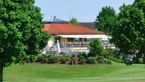 Pfaffing GC: clubhouse