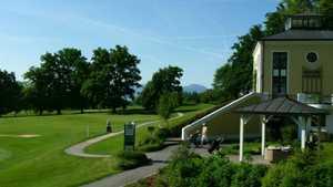 Schloss Maxlrain GC: clubhouse