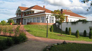 Schloss Wilkendorf GC: clubhouse