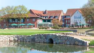 Golf Hotel Hof Treudelberg: Clubhouse
