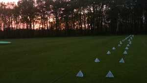 Hamburg-Holm GC: Driving range