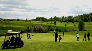 Odenwald GC: practice area