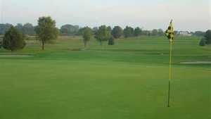 Green Hills GC: Regulation Course