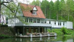 GC am Deister: clubhouse